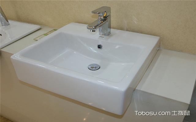 卫浴面盆如何清洁保养之打气筒疏通法
