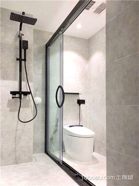 干湿分离的卫生间怎么设计才合理