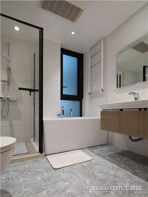 干湿分离的卫生间怎么设计才合理-实用原则
