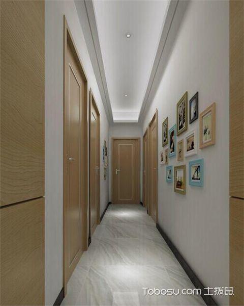家庭走廊如何布置之每天清洁