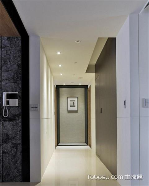 家庭走廊如何布置之使用正确颜色