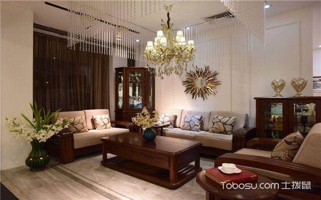 客厅装修风水禁忌有哪些之不要在客厅摆放假花