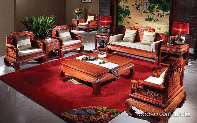 红木家具多少钱