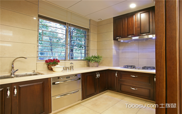 6平米厨房装修预算是多少之五金件