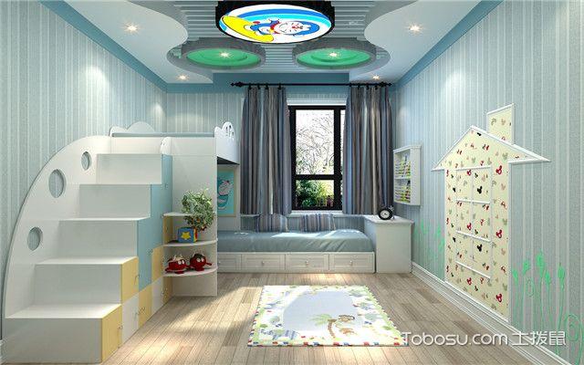 4平米儿童房怎么装修