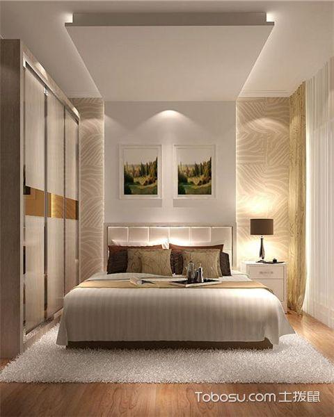 50平米半包装修多少钱之卧室装修