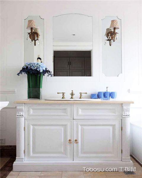 浴室柜使用有哪些注意事项之做好清洁