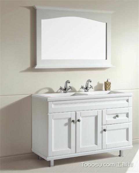 浴室柜使用有哪些注意事项之考虑做工质量