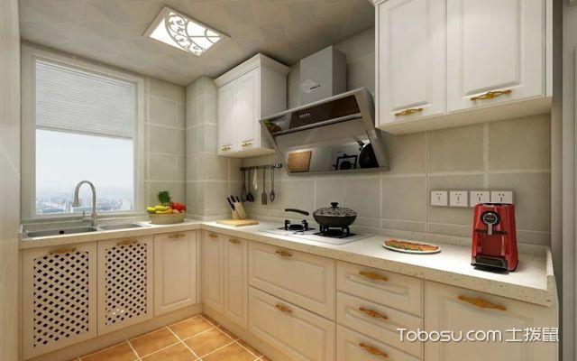 10平米厨房装修预算清单详解