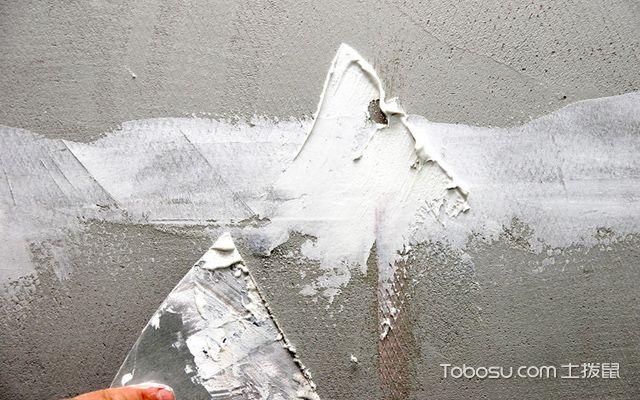 墙面刮腻子步骤和注意事项
