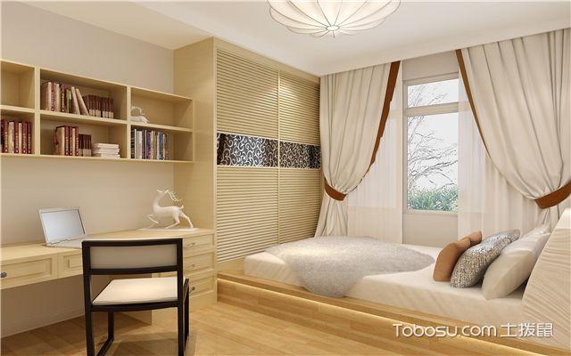 6平米卧室如何装修之墙体厚度
