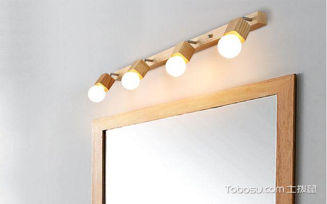 卫生间镜前灯安装方法是什么