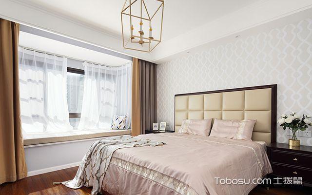 卧室装修风水禁忌—卧室案例1