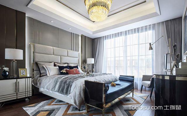 卧室装修风水禁忌—卧室案例2
