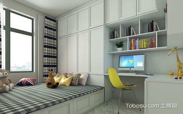 卧室装修风水禁忌—卧室案例3