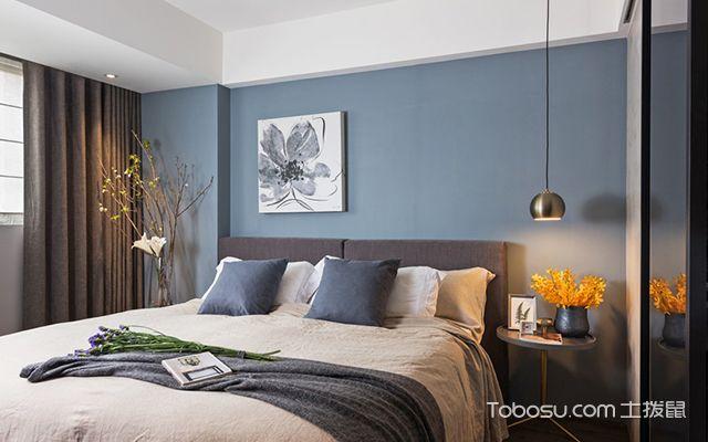 卧室装修风水禁忌—卧室案例4