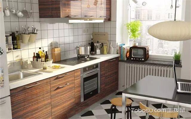 3平米小厨房装修预算清单
