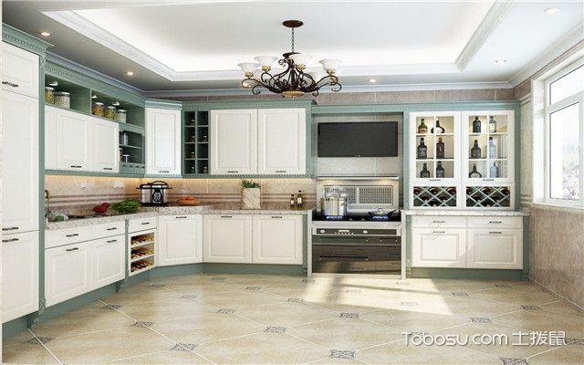 3平米小厨房装修预算清单之地面装修