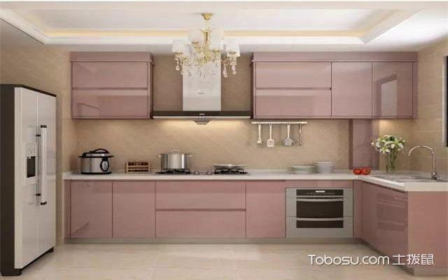 3平米小厨房装修预算清单之灯具
