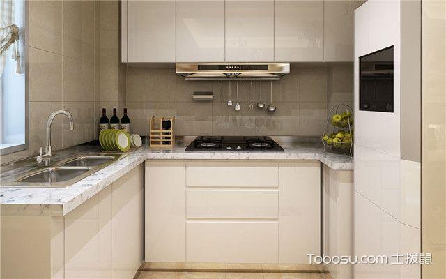 3平米小厨房装修注意事项