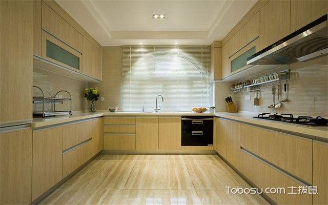 厨房装修哪些不能省之吊柜不能省