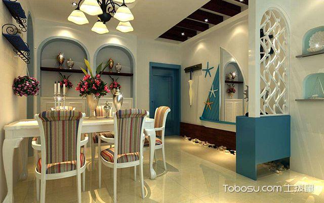 家庭餐厅装修设计要点—餐厅2