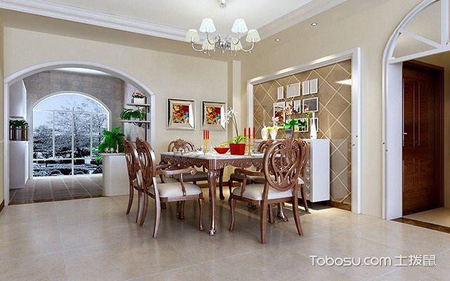 家庭餐厅装修设计要点—餐厅3