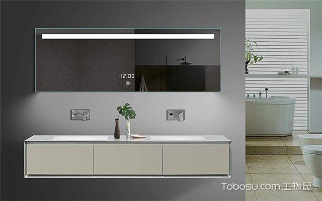 卫浴设施的清洁方法之浴室镜怎么清洁