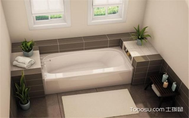 卫浴设施的清洁方法之浴缸怎么清洁