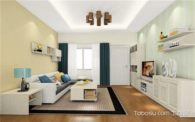 4平米小客厅怎么设计