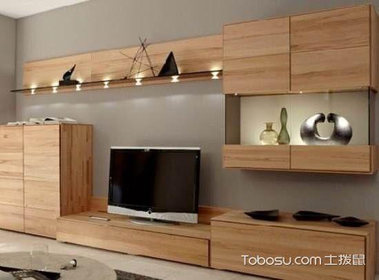 家裝客廳電視墻收納,客廳電視墻設計方法