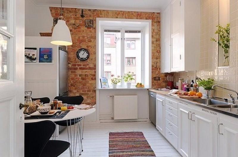 厨房小怎么装修?小厨房如何装修才显大?