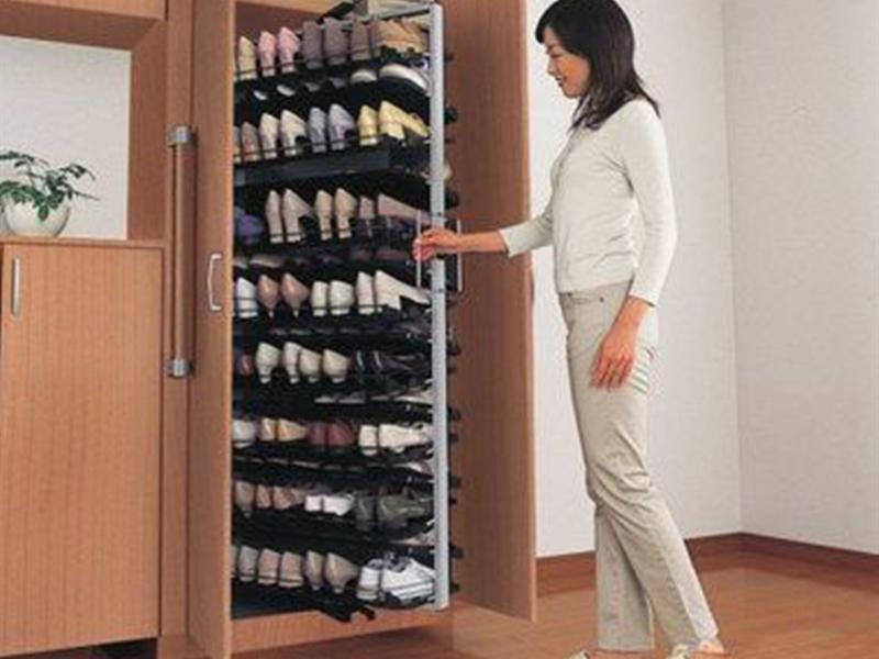 最全鞋柜收纳法,送给爱买鞋的你!
