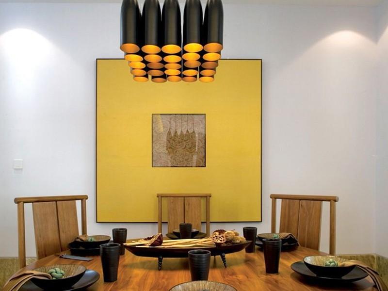 90平米中式风格三室,超有特色的设计
