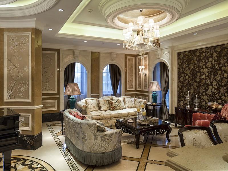 120平欧式新古典别墅,极致奢华