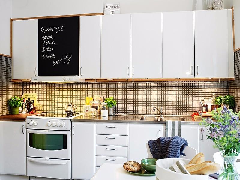 """小户型厨房空间太小?6个装修技巧教你""""变大""""厨房"""