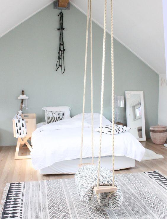 北欧小清新卧室