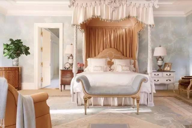 卧室面积小没关系,这样设计保证漂亮又精致!