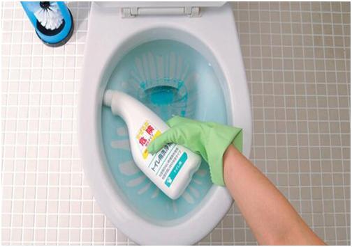 你家的马桶真的洗干净了吗?