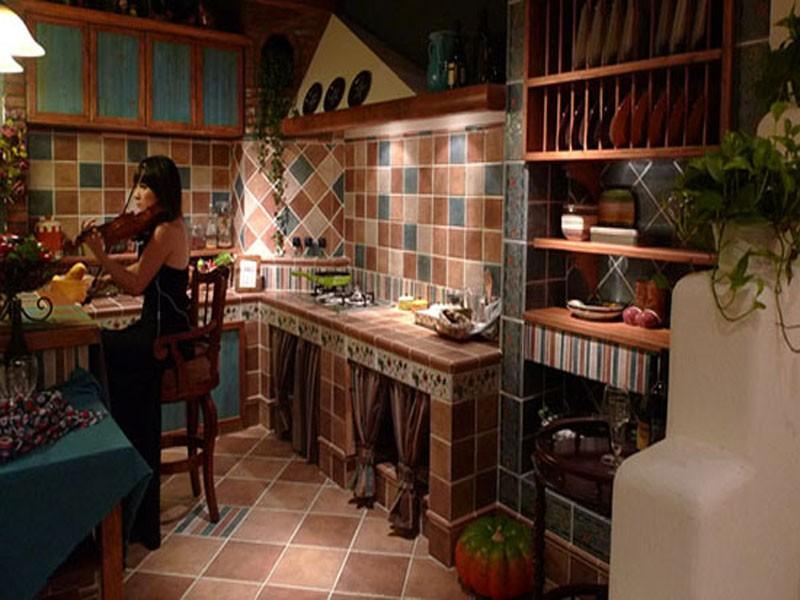 今天来唠嗑唠嗑,厨房地板二三事
