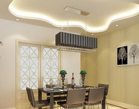 餐厅照明设计原则,餐厅照明应该如何设计?