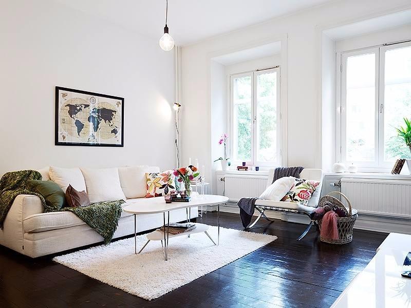70平米一室一厅装修,北欧原木风竟如此撩人
