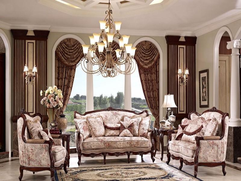 各类欧式沙发简介大全