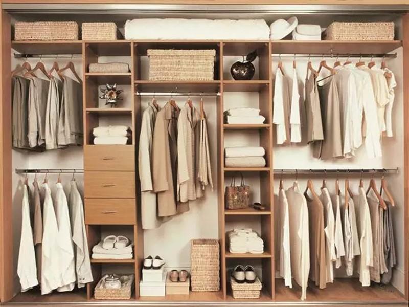 定制衣柜,超大空间这样设计