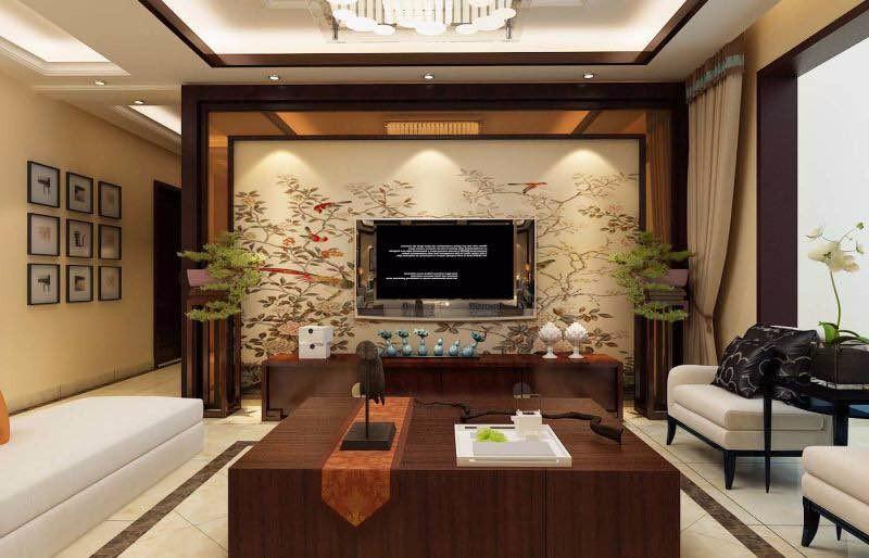 中式——浓缩东方精神的恬静舒适的家