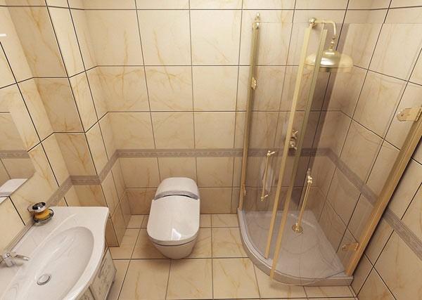 卫生间风水布局,如何避免水火相冲