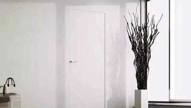 这就是墙吧?NO,这是隐形门!