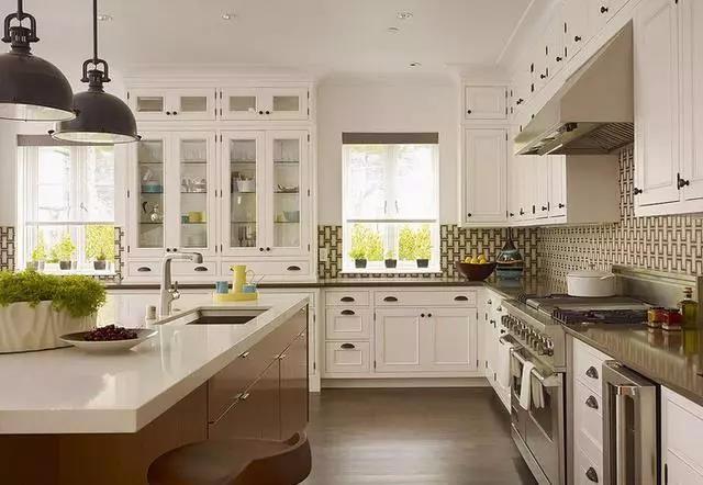 这么精确的厨房设计细节,必须收着!