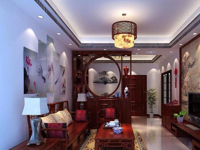客厅博古架选什么样的好?