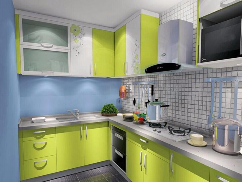 小户型厨房装修攻略,为你打造完美迷你厨房